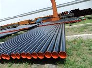 BS1387-85 Black Welded Carbon Steel Pipes X56 X60 X65 X70 X80
