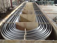 SA213 /SA213-2017  TP304L SEAMLESS U BEND TUBE, 25.4MM X 2.11MM  X 6096MM , MIN. WALL THICKNESS . 100% ET / HT