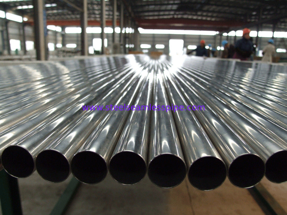 TP304, TP304L Bright Annealed Stainless Steel Tube ASTM A213 / ASTM A269 TP310/310S