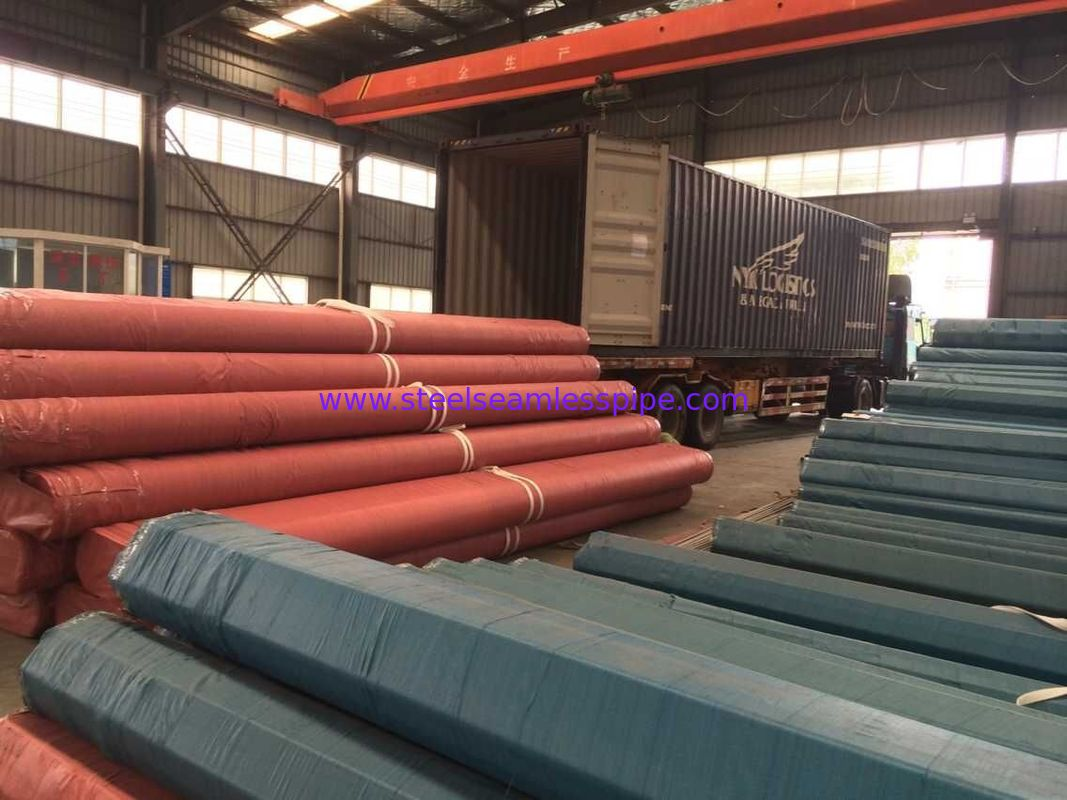 ASTM A928 Supler Duplex Welded Pipe High Strength ASTM A999