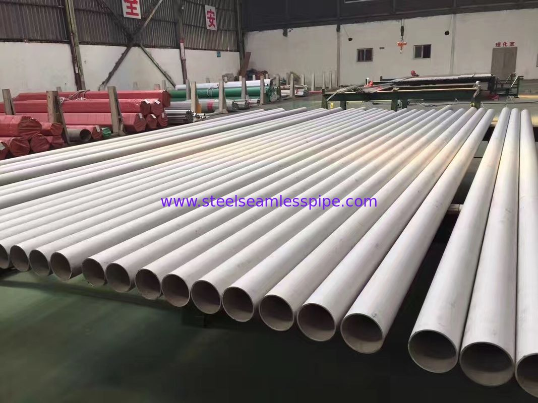 Duplex Stainless Steel Pipe ASTM A790 ASTM A928 S31803 S32750 S32760 S31254 254Mo 253MA