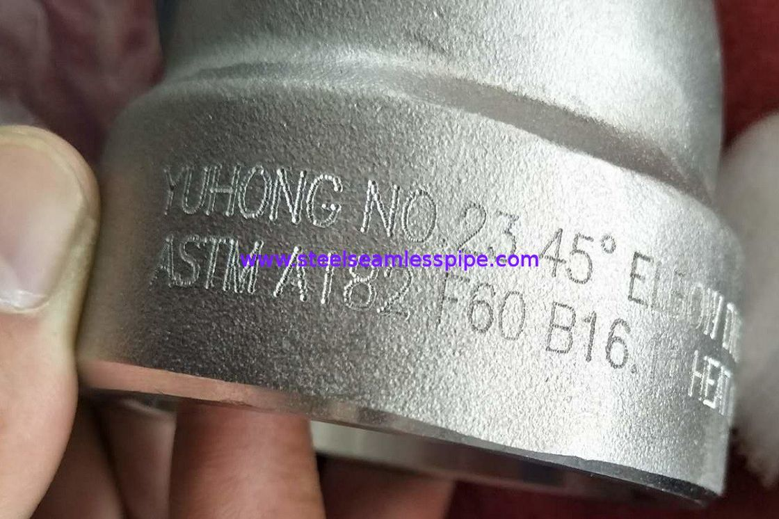 Precision Forged Steel Fittings Carbon Steel Fittings 3000# / 6000# Pressure