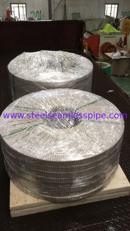 ASTM A240 430J1L Stainless Steel Seamless Pipe Car Trim Strip Excellent Weldability